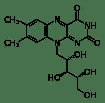 440px-Riboflavin.svg